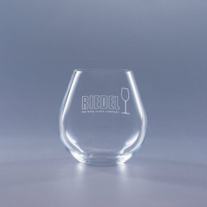 Engraved Riedel O Pinot/Nebbiolo Wine Tumbler 23.75oz.