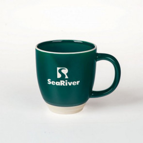 14oz Sunrise Mug - Green