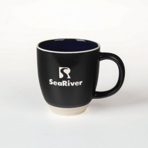 14oz Sunrise Mug - Black