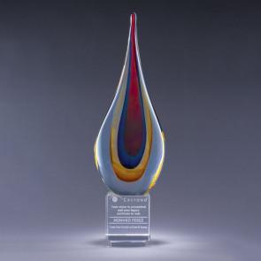 Torchier Art Glass Award - SM