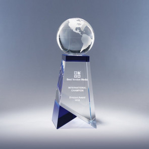 Crystal Planet Globe Award