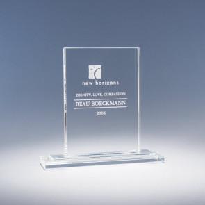 Crystal Plaque Award  - MED