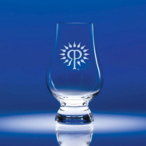 6 oz. Glencairn Glass - Whisky Glass - Engraved - Set/4