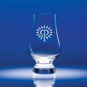 6 oz. Glencairn Glass - Whisky Glass - Engraved - Set/4