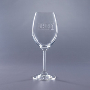 Riedel Engraved Wine Cabernet/Merlot Glasses 21.25oz.