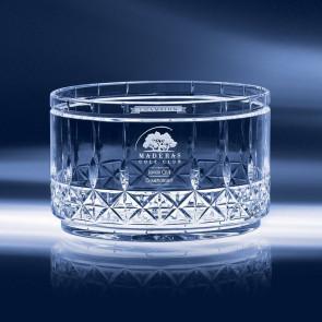 Concerto Lead Crystal Bowl  - SM