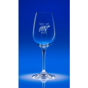 Riedel 13oz. Riesling Engraved Wine Glasses