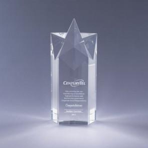 Rising Star Award  - MED - Base not included