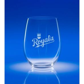Riedel 21oz. Cabernet Engraved Wine Glasses - Set of 4