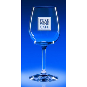 12oz. Taster's Wine Wine Glasses Set of 2 - Engraved