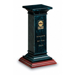 Luxor Black Marble Pillar Award