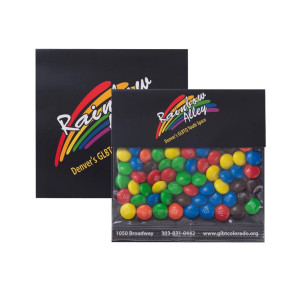 M&M'sin Large Billboard Header Bag