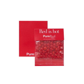 Red Hotsin Small Billboard Header Bag