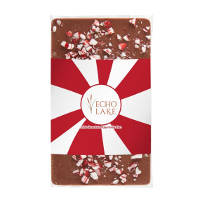 1 oz Custom Chocolate Bar with Peppermint