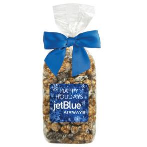Gourmet Popcorn Gift Bag - Cookies & Cream Popcorn