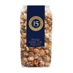 Contemporary Popcorn Gift Bag - Peanut Butter Cup Popcorn