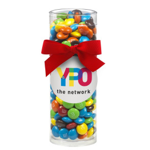 Elegant Gift Tube with M&M'S