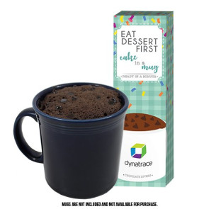 Mug Cake Gift Box - Chocolate Lover's Cake