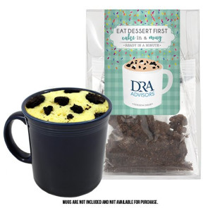 Mug Cake Tote Bag - Cookies & Cream Cake