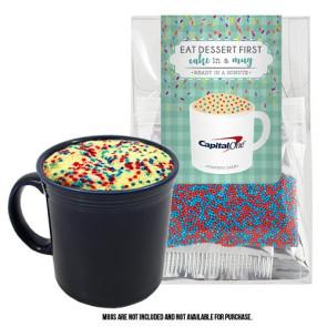 Mug Cake Tote Bag - Corporate Color Cake