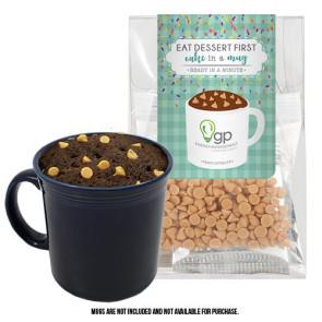 Mug Cake Tote Bag - Peanut Butter Cup Cake