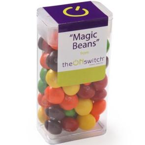 Medium Flip Top Candy Dispensers - Skittles