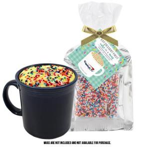Mug Cake Mug Stuffer - Confetti Cake