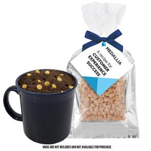 Mug Cake Mug Stuffer - Peanut Butter Cup Cake