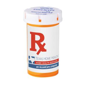 Large Pill Bottle - Empty