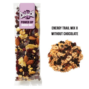 Healthy Snack Pack with Energy Trail Mix II (Large)