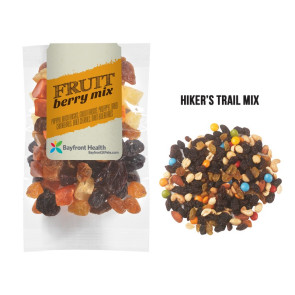 Healthy Snack Pack with Hiker's Trail Mix (Small)