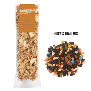 Healthy Snack Pack with Hiker's Trail Mix (Large)