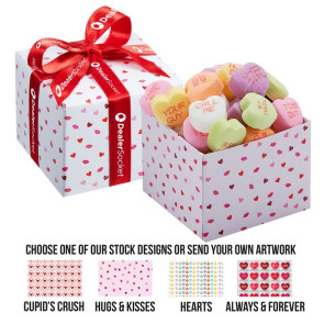 Cuddly Candy Box - Conversation Hearts