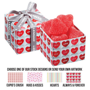 Cuddly Candy Box - Sugar Hearts