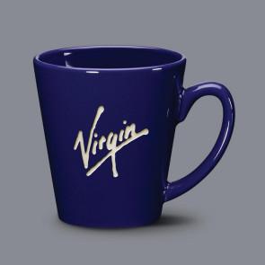 Sorrento Coffee Mug - Engraved with Glaze Finish