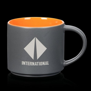 Maximus Coffee Mug - Orange