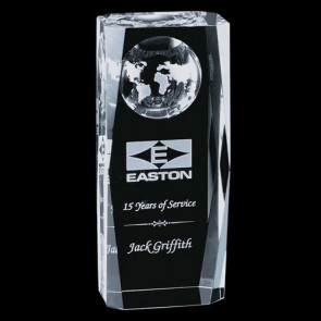 Falkirk Globe Award - Optical 5.5 in.