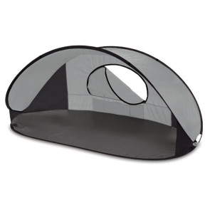 Manta Sun Shelter, (Grey with Black Trim)