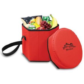 Bongo Cooler & Seat, (Red)