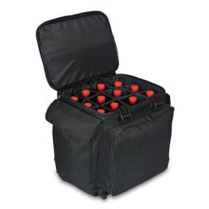 'Bodega' Wine Tote & Cooler, (Black)