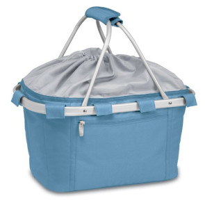 'Metro Basket' Collapsible Cooler Tote, (Vista Blue)