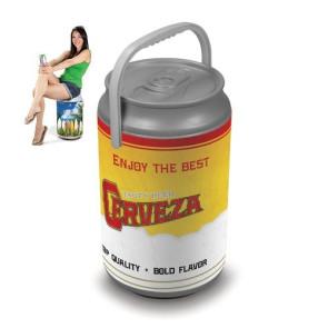 Mega Can Cooler, (Beer Cerveza Design)