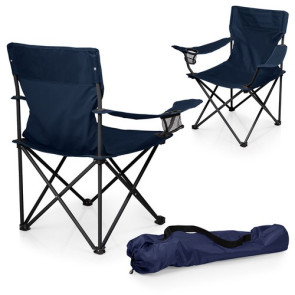 'PTZ' Camp Chair, (Navy)