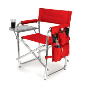 Sports Chair, (Red)