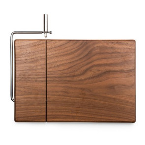 'Meridian' Black Walnut Cutting Board & Cheese Slicer