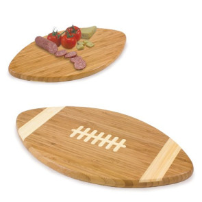 'Touchdown!' Football Cutting Board & Serving Tray