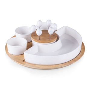 'Symphony' Appetizer Serving Set