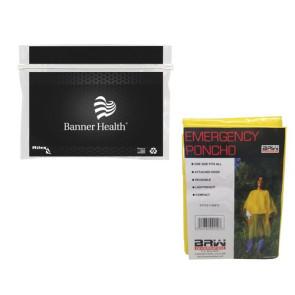 Rain Poncho Kit