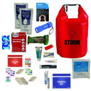 Dry Bag Survival Kit