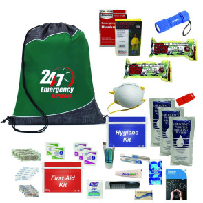 1 Person, 3 Day Emergency kit